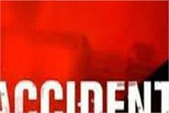 kangra a truck full of trickster overturned a big accident