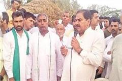 government has not taken lesson from the devastation of rain abhay chautala