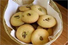 make easily tasty nankhatai at home