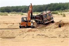 deadly attack of sand mafia patwari illegal mining stopped