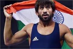 my dream to win gold at the olympics for the country bajrang punia