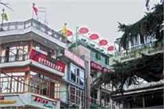 tourism will celebrate diwali at the town of mcleodganj