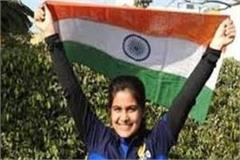 golden girl manu bhaheer created history won gold in 10 meter air pistol