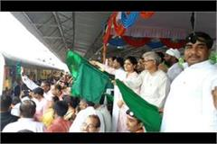 people will take gujarat to witness unity train