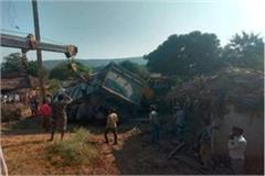 high speed truck uncontrollable 3 killed
