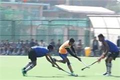 hockey competition in una
