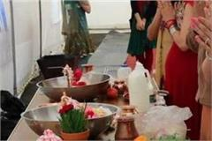 including 7 muslims and a foreign lady kept the fast of navratri