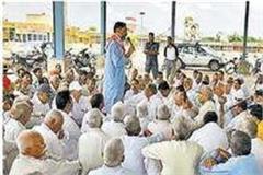 rewari gangrape clash committee calls for 100 village panchayats