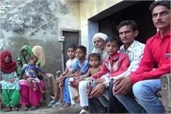 20 muslims converted into hindu religion in uttar pradesh baghpat