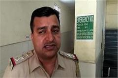 retirey sub inspector s daughter dies due to hanging in suspicious