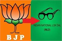 the bjp leader will leave party join inld