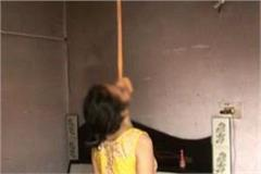 3 people 17 year old dalit girl gangrap then hung from the fan