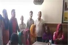 68 mla s wives  write letter demand justice