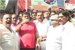 murderous attack assault on bjp councilor