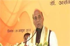 home minister rajnath in agra
