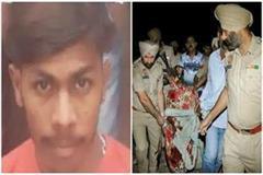 amethi deepak killed in amritsar train tragedy