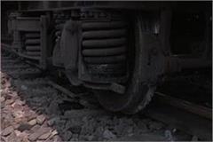 tiger express derailed in gorakhpur