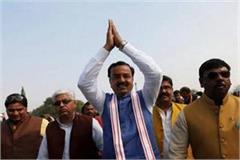 rama mandir will be built in every situation maurya