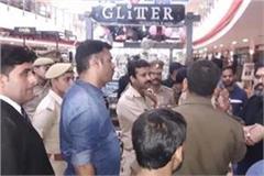 jhb mall firing on discount 2 killed