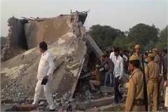 7 people killed in blast in cracker factory