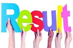 result out of screening test know how many candidate pass