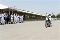 jwali s soldier made world record running the bullet without handle 143 4 km
