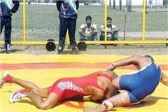 wrestling competition start in sundernagar