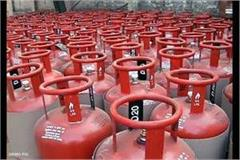 department team raided seized 12 gas cylinders