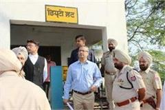 divisional commissioner made spot visit 51 people recorded statements