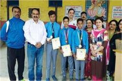 3 player shine in boxing competition
