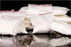 360 gms heroin recovered on indo pak border