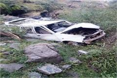 chaupal road accident  one death