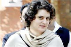 priyanka vadra reached shimla review the building construction work
