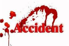 theog road accident one death