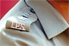 controversy over deputation of ips officer s wife not found joining