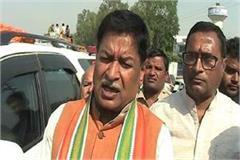 read mp saini s speech on ruling opposition for roadway strike