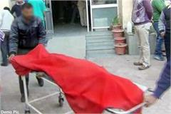death of 2 in road accidents one injured