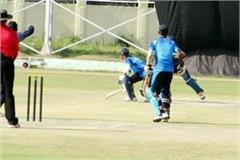 cricket  haryana defeat the nagaland from 9 wicket in t 20