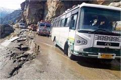 bro restored the rohtang pass 93 vehicle reached manali