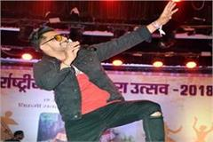 jassi gill perform in third evening of international kullu dussehra