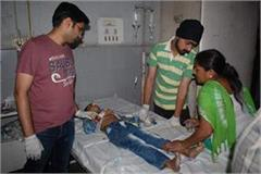 amritsar train accident congress councilor s negligence in front