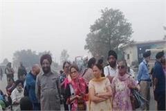 73 sikh pilgrims from canada