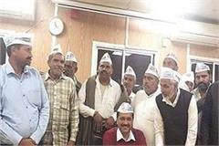 arvind kejriwal re invites villagers of assam