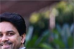 anurag thakur s made himachal table tennis president