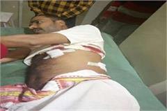 bjp leader babban pandey shot in basti