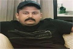student leader shot at allahabad university