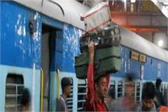 railway ticket fair