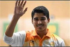 meerut s saurabh won the gold medal in the 11th asian championship