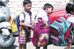student school bag weight