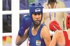 today manisha mounen will be in the ring to confirm the medal